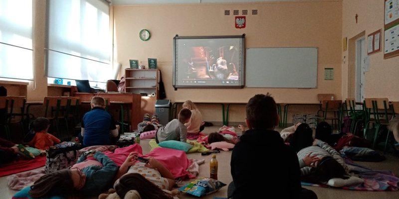 PSP 11 w Radomiu - Kino klasowe w 2A